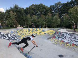 Skatebaan De Wave Schothorst