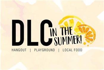 DLC In The Summer Hangout-Playground-Local Food