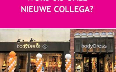 BodyDress: verkoopster/adviseuse