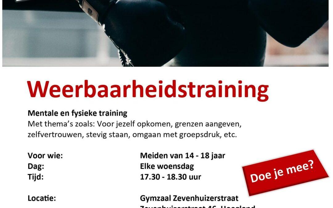 Weerbaarheidstraining Hoogland