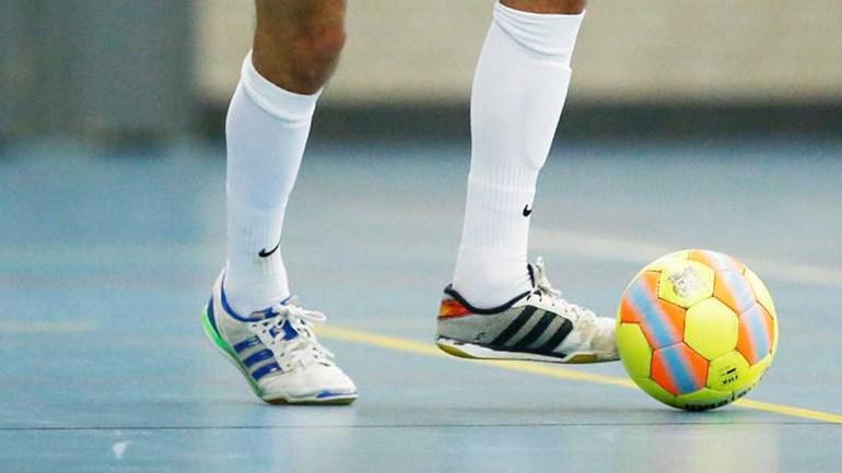 Zaalvoetbal voor jongeren van 13 t/m 18 jaar